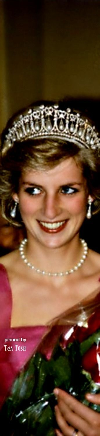 ❈Téa Tosh❈Princess Diana | Photo by Tim Graham on Getty Images