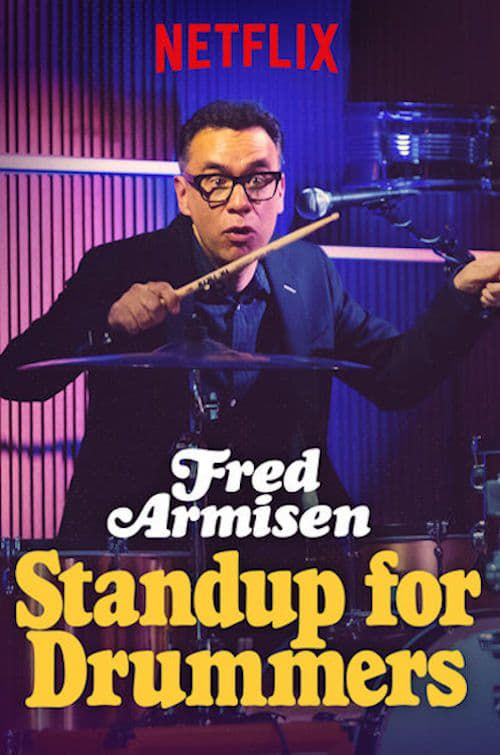 Watch->> Fred Armisen: Standup for Drummers 2018 Full - Movie Online