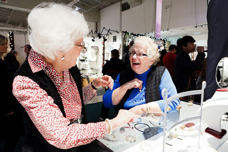 Jewelry - Visit the One of a Kind Spring Craft Show with Maple Leaf Tours