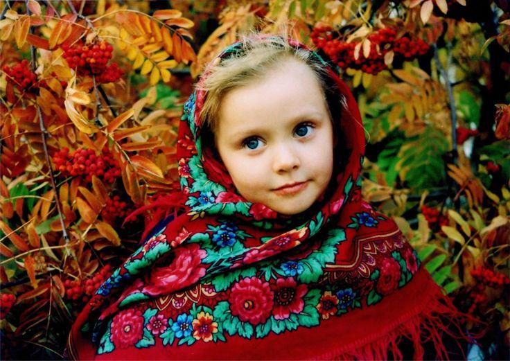 УДИВИТЕЛЬНЫЙ РУССКИЙ народный стиль.  Этнический стиль в моде.