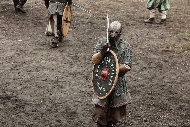 Jomsborg warrior