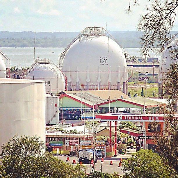 Pertamina Refinery, Balikpapan