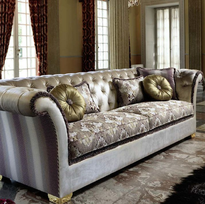 Golden Sofa This Amazing Has A Beautiful Imperial Classic Design And It Suits ItalianLiving Room FurnitureSofasColoursSunday