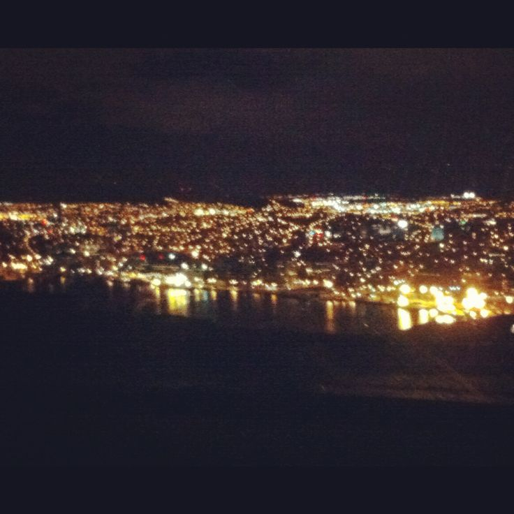 View of the city from Signal Hill