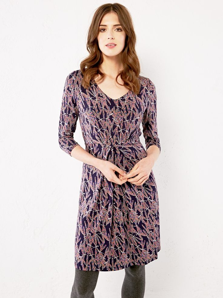 Mable jersey dress