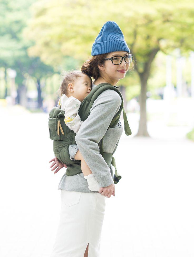 """Urban Fun :アーバンファン おんぶ #Baby Carrier #抱っこひも #アーバンファン """"おんぶ"""