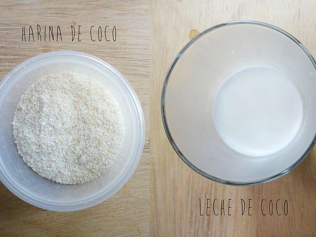 es -el blog de- andrea: Como hacer leche de coco y harina de coco!!! (súpe...