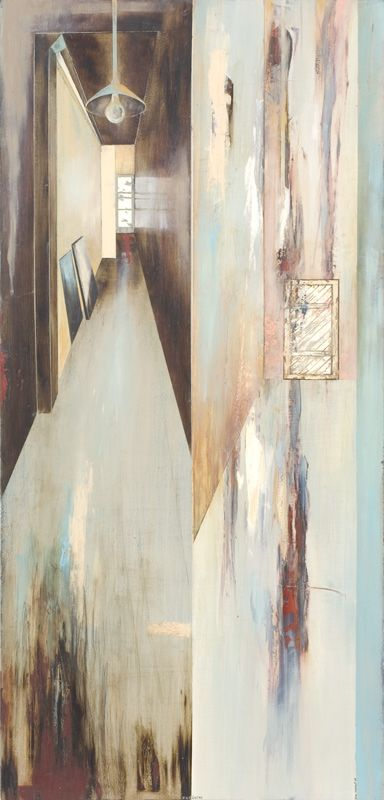 Jane Mitchell - Exit Entry. Sanderson Gallery