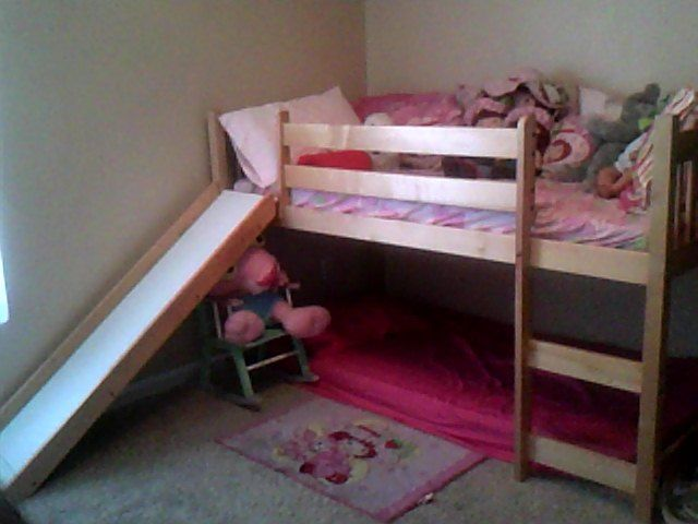 25 best toddler bed with slide ideas on pinterest low loft beds for kids cool kids beds and girls tent - Loft Beds For Sale