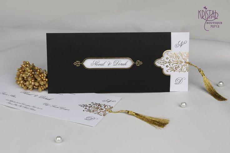 Huwelijkskaarten Kristal Boutique : 70712