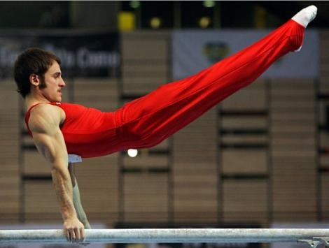 Tomas Gonzalez - Gimnasta Chileno.