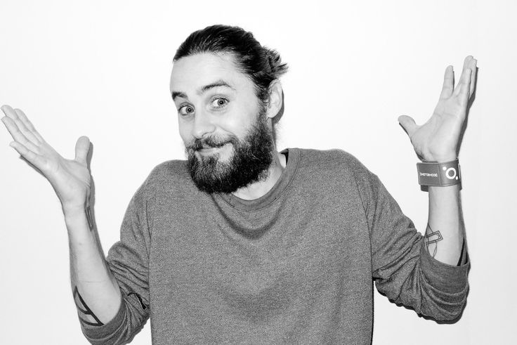 2012 Jared Leto Terry Richardson   30 Seconds To Mars Support: New Jared Leto PHOTOS by Terry Richardson
