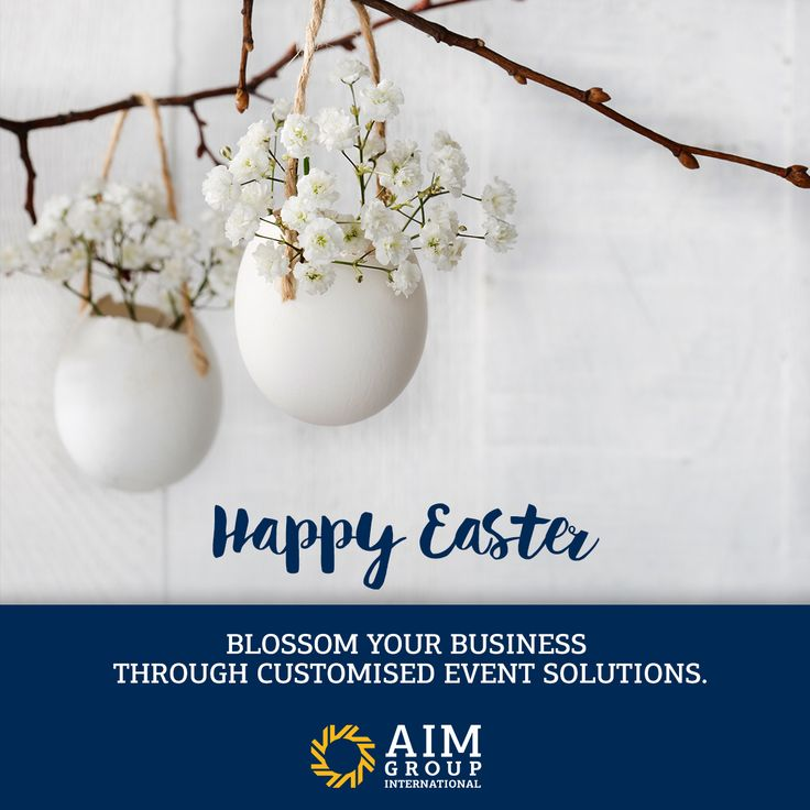 Happy Easter to all Event Professional!