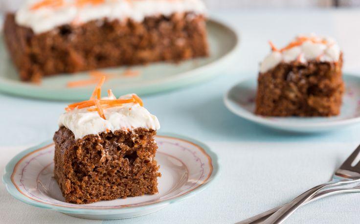 Carrot Cake  Recept   Dr. Oetker