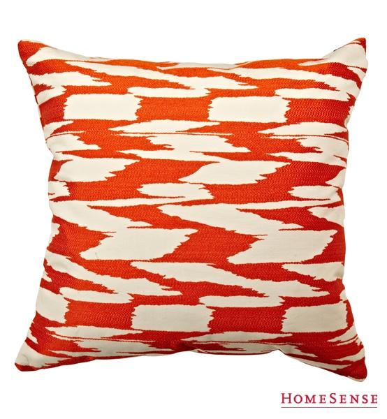 Orange and white graphic print outdoor cushion www  : 76fd4da9a2fe652d54fa064eab6e65c9 from fr.pinterest.com size 554 x 600 jpeg 130kB