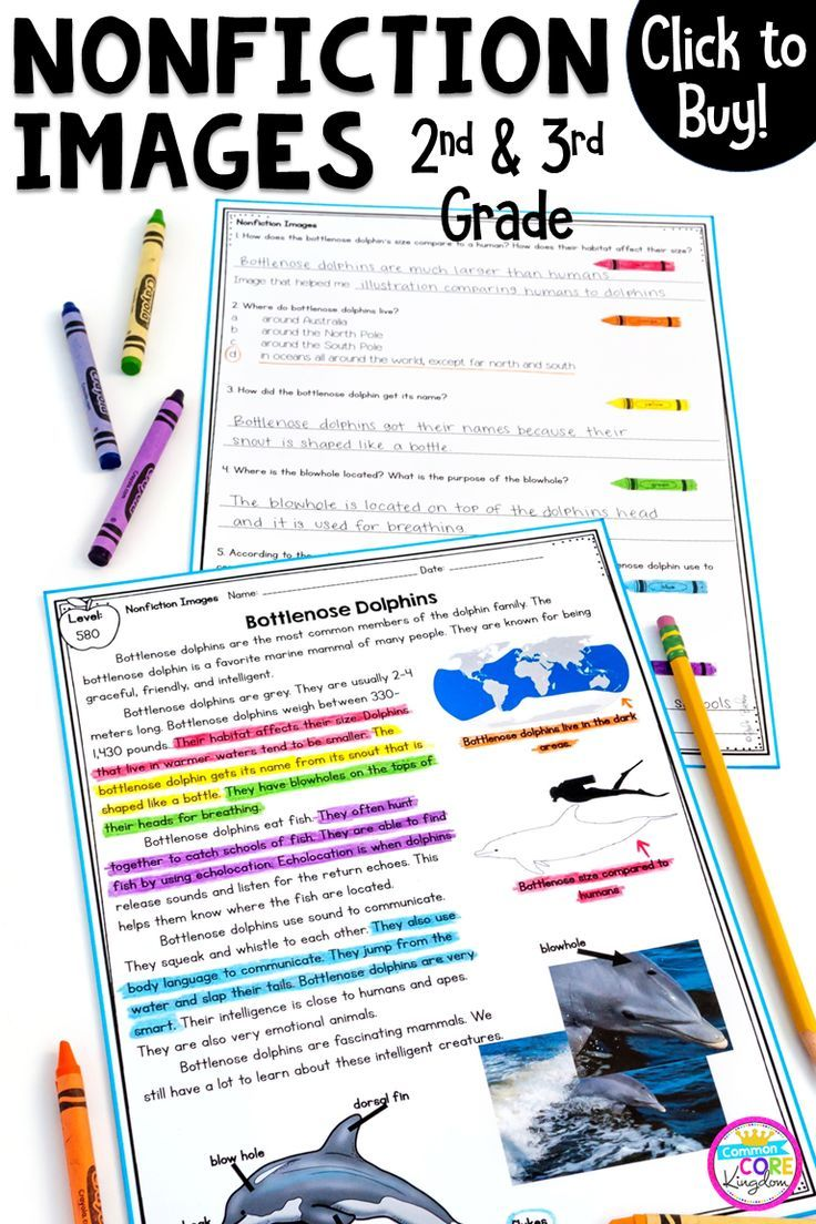 Nonfiction Text Features Images Ri 2 7 Ri 3 7 Print Digital Ri2 7 Ri3 7 3rd Grade Reading Nonfiction Texts Reading Intervention
