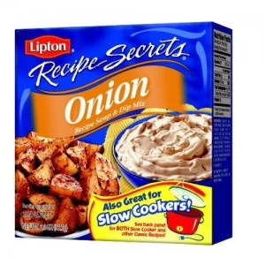 Lipton soup burgers recipes