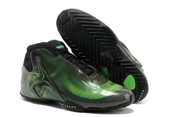 2013 Nike Zoom Hyperflight PRM X (Ray Black/Poison Green)