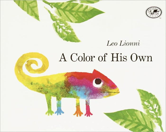 When a chameleon goes in search of discovering what color he wants to be, he learns an important lesson about being true to one's self after developing a special friendship with a fellow chameleon.