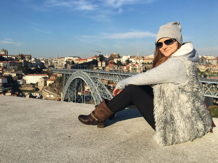 Ponte dom Luis I, Porto - lilmissboho.com