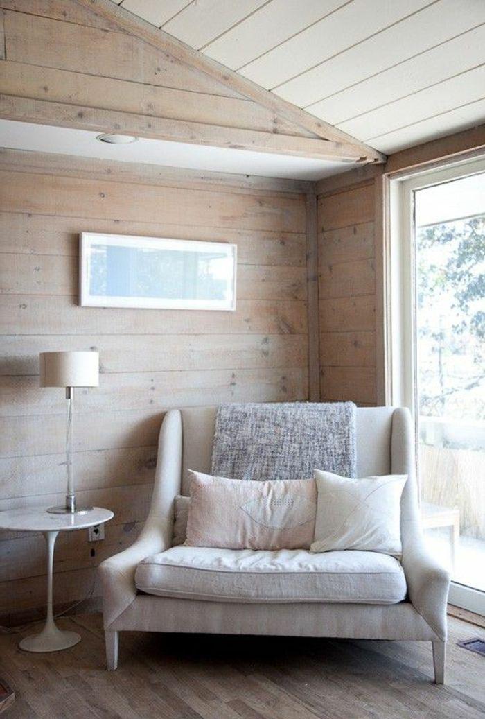 le fauteuil blanc comme d coration fauteuil m ridienne pinterest fauteuil blanc. Black Bedroom Furniture Sets. Home Design Ideas