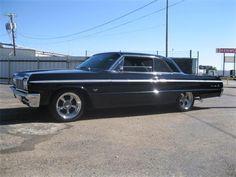 Chevy Impala 1964 SS need I say more?