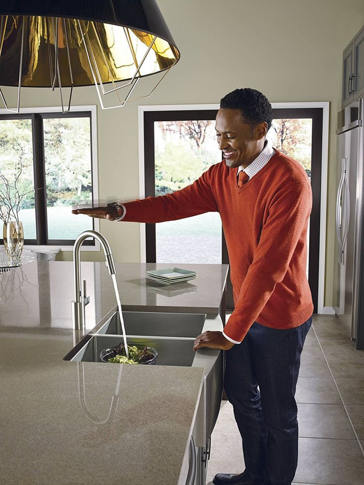 Choose the Best Touchless Kitchen Faucet Right