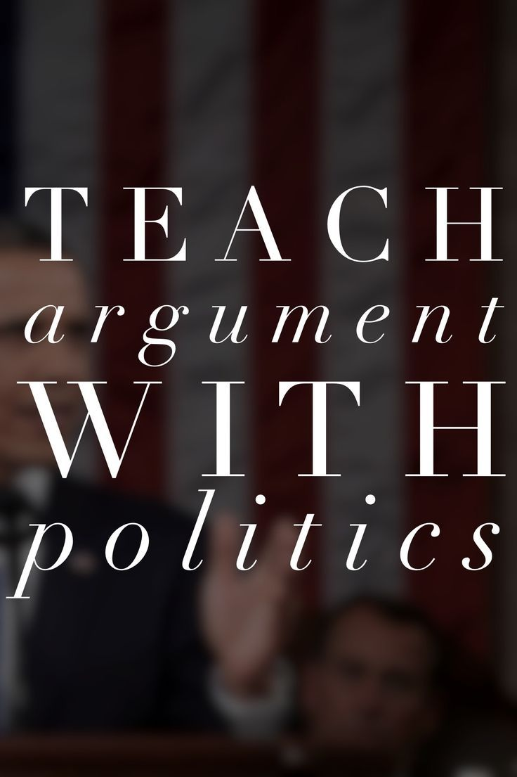 There Are So Many Ways To Teach Argument And Rhetorical Analysis