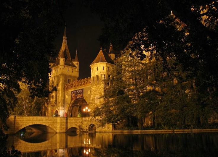 Castle of Vajdahunyad, Budapest