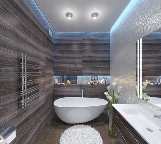 Проект: Ванная — Алёна Солонина — MyHome.ru