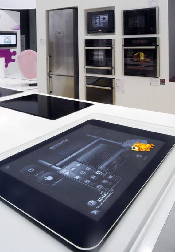 Kitchen of the Future Ideas By Gorenje