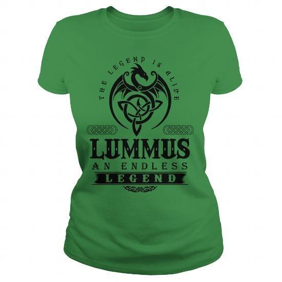 Cool LUMMUS T shirts