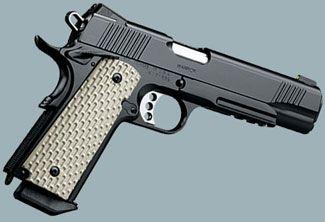Kimber 1911 Pistol .45 Caliber Warrior