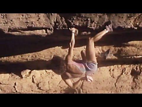 Catherine Destivelle - free solo climbing in Mali (Seo - escalade solo intégral) -