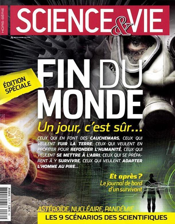 UNE SCIENCE & VIE HORS SERIE DECEMBRE 2012
