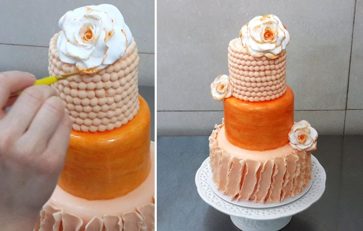 Cake Decorating Ideas by CakesStepbyStep