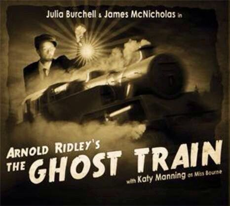 Arnold Ridley's The Ghost Train the movie .