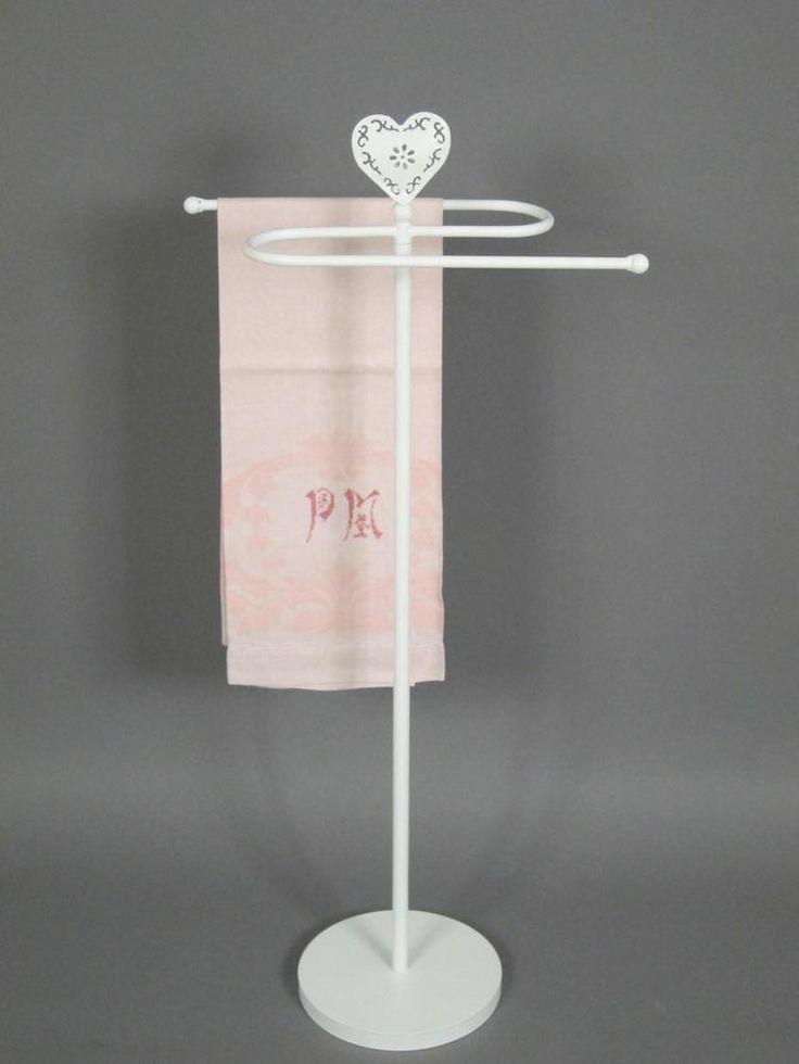 17 migliori idee su Portasciugamani su Pinterest  Ganci per asciugamano bagno, Portasciugamani ...