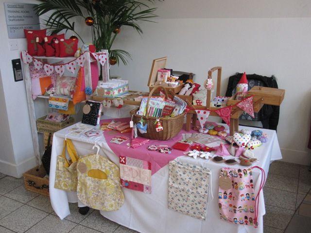 Christmas Fair Taurus Crafts