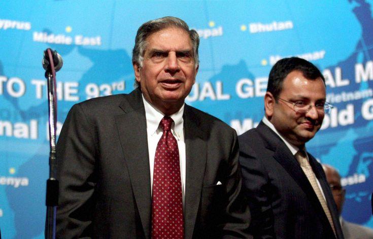 Cyrus Mistry denies filing caveats against Tata Sons