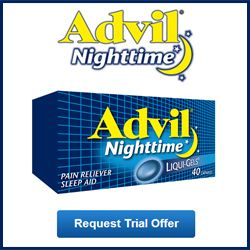 Request a Sample of Advil Nighttime  (No Quebec)  http://womenfreebies.ca/free-samples/advil-night-free-sample/