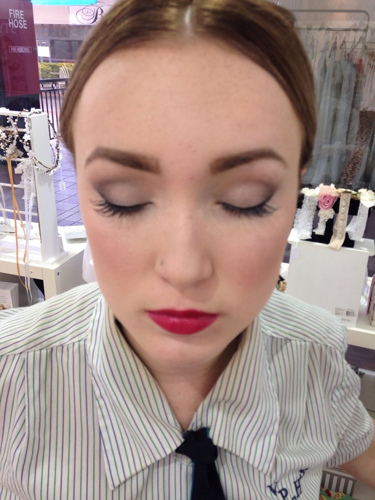 Formal Makeup by An Eye for Style .www.aneyeforstyle.com.au