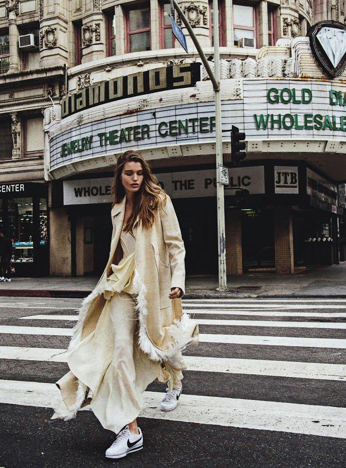 Big easy / Vogue Australia May 2016