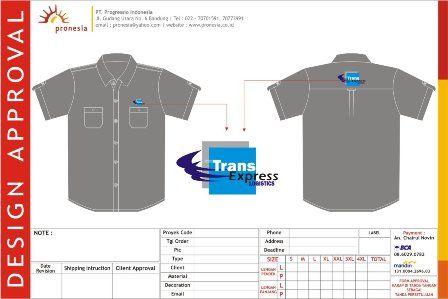 http://www.konveksi-jakarta.com/ Kemeja Trans Expres