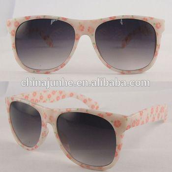 Womens Round Oversized Circle Sunglasses from Taizhou junhe