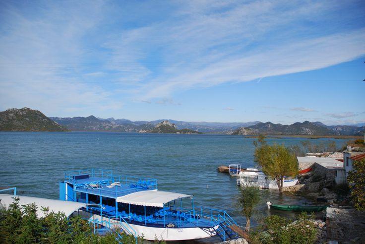 Szkadári-tó (Skadarsko jezero, Montenegro)