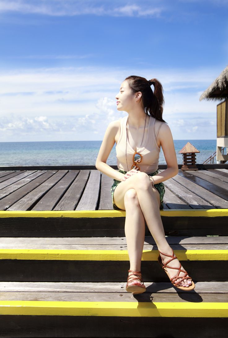 Kang Sora Holiday in Maldives (ADAARAN PRESTIGE VADOO RESORT )