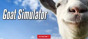 FREE Goat Simulator iPhone and iPad Game Download ON http://www.icravefreebies.com/