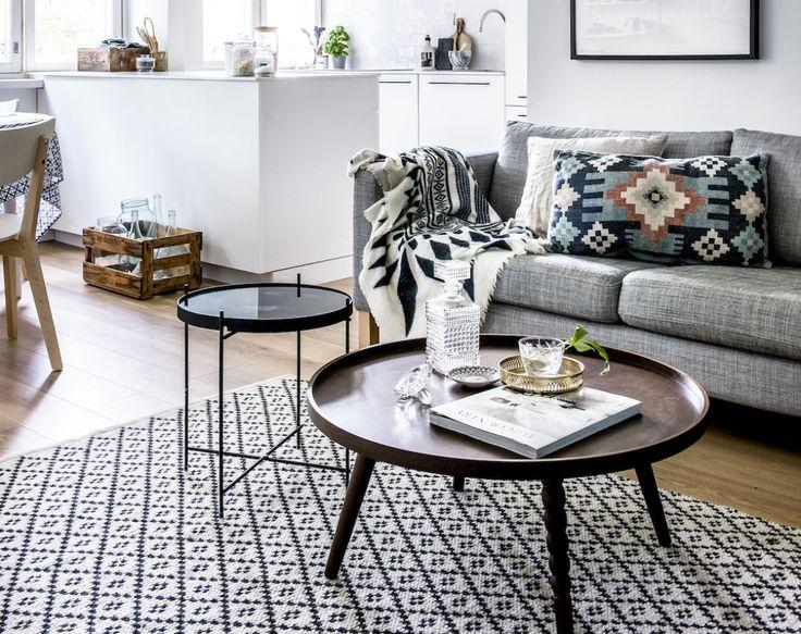 Um apartamento em Helsinki e como dar vida a uma decoração escandinava | Fabiola Paulsen