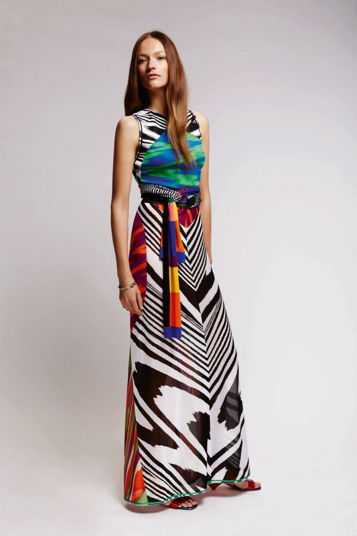 Missoni Resort 2016 - Collection - Gallery - Style.com: